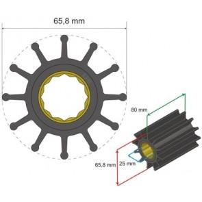 Albin Premium Impeller kit nr. 06-01-020