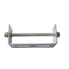 Talamex Beugel gegalvaniseerd voor trailerrol 125mm (roller 75mm)