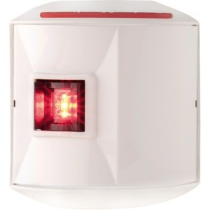 Aqua Signal Serie 44 led bakboord wit 12/24V