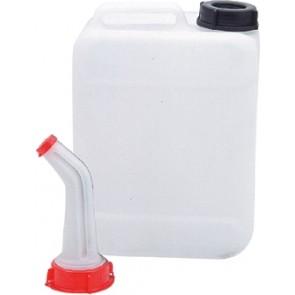 Talamex Jerrycan water 5 liter + tuit