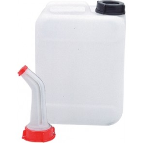 Talamex Jerrycan water 20 liter + tuit