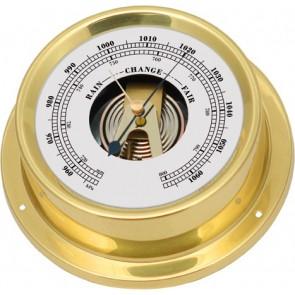 Talamex Barometer messing 125/100mm