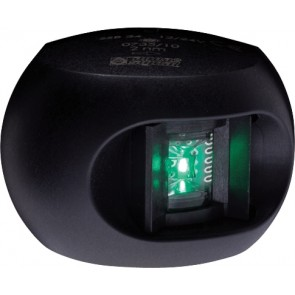 Aqua Signal Serie 34 led stuurboord zwart