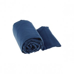 Sea to Summit Cotton Liner Standard Pacific/Navy Blue