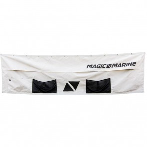 Magic Marine Rib Storage Bag Light Grey