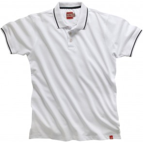Gill Men's Crew Polo white