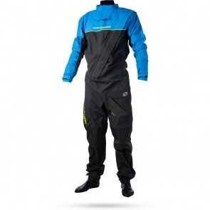 Magic Marine Regatta Drysuit Fzip Junior Blue