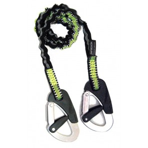 Spinlock 2 Clip Elasticated Performance Safety Line