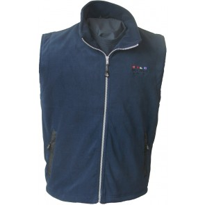 Windstop fleece bodywarmer Norderney Dry Fashion