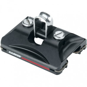 Harken 22 mm Smallboat HL CB wagen met shackle 2727