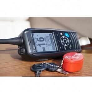 Icom IC-M93D Handmarifoon Marine DSC handheld radio