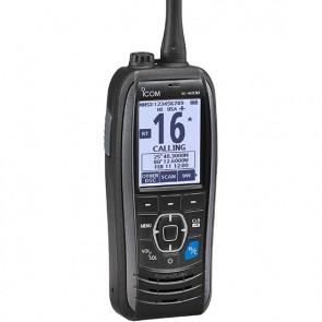 Icom IC-M93D Handmarifoon Marine DSC handheld radio - voorkant