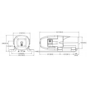Jabsco Par-Max1+ Drinkwaterpomp 12V 3.8 l/m 35 psi