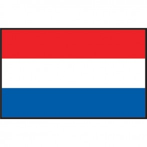 Lalizas dutch flag 100 x 150cm