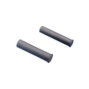 Handgreep diameter 30mm lengte 147mm, zwart, pvc