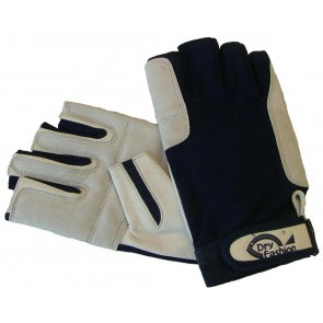 Dry Fashion Leather Sailing Glove kort