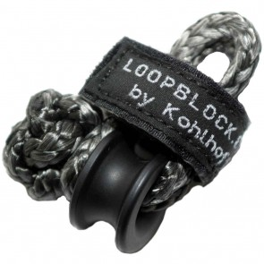 Kohlhoff loop connector 10-12 mm, knoop