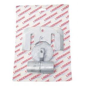 Anoden-Set Magnesium Mercury Bravo 2-3