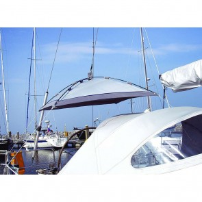 Blue Performance Sunshade Free Hanging Giant
