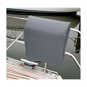 Blue Performance Railing cushion