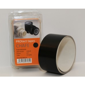 PROtect tapes Chafe 250micron zwart 51mm x 3m