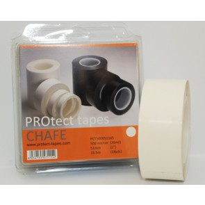 PROtect tapes Chafe 500micron transparant 51mm x 16.5m