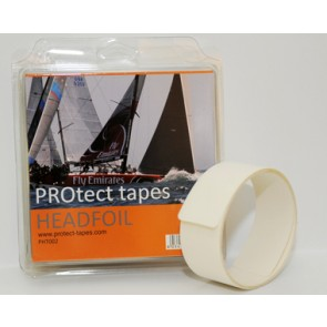 PROtect tapes Headfoil transparant 40mm x 2m