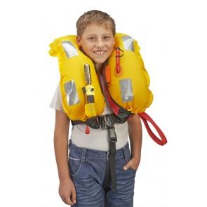 Plastimo Pilot Junior automatisch reddingsvest kind 150N - harnas