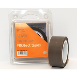 PROtect tapes Mask 50micron PTFE licht grijs 25mm x 10m