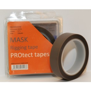 PROtect tapes Mask 50micron PTFE licht grijs 25mm x 33m