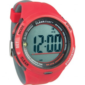 Ronstan Clearstart horloge 50mm red
