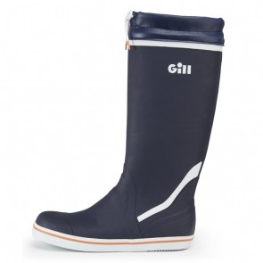 Gill Tall Yachting Boot Dark Blue