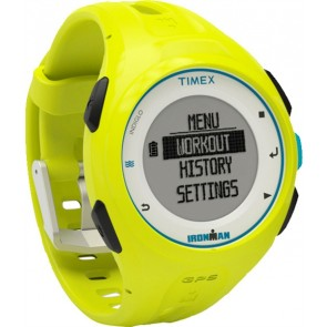 Timex Ironman Run x20 GPS Lime