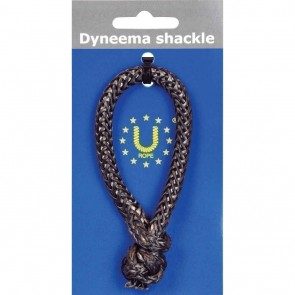 Dyneema shackle 2mm zwart