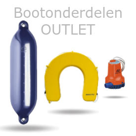 Bootonderdelen outlet