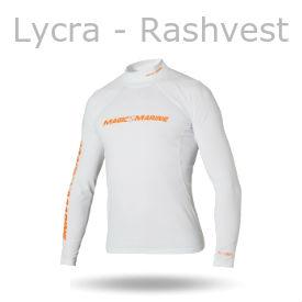 Lycra rashvest shirts